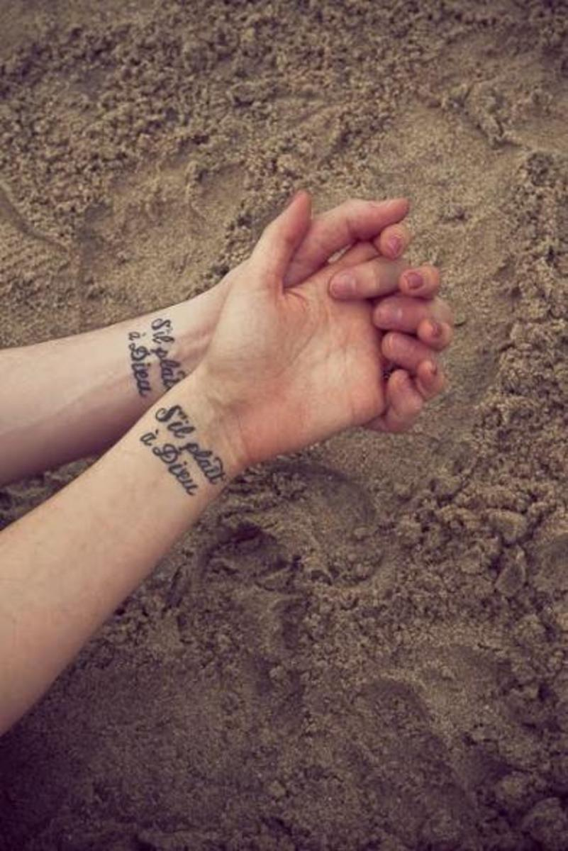 Married Couples Tattoo Ideas