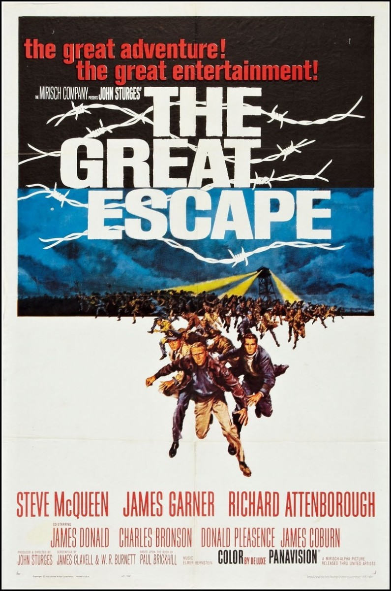 The Great Escape (1963) - Illustrated Reference