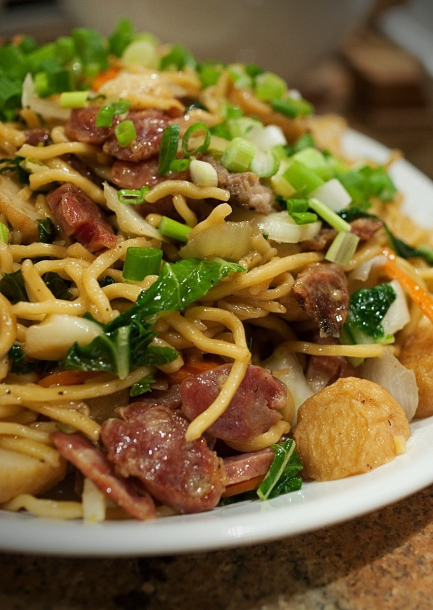 Top 10 Pancit – the Most Widely Eaten Noodles in the Philippines