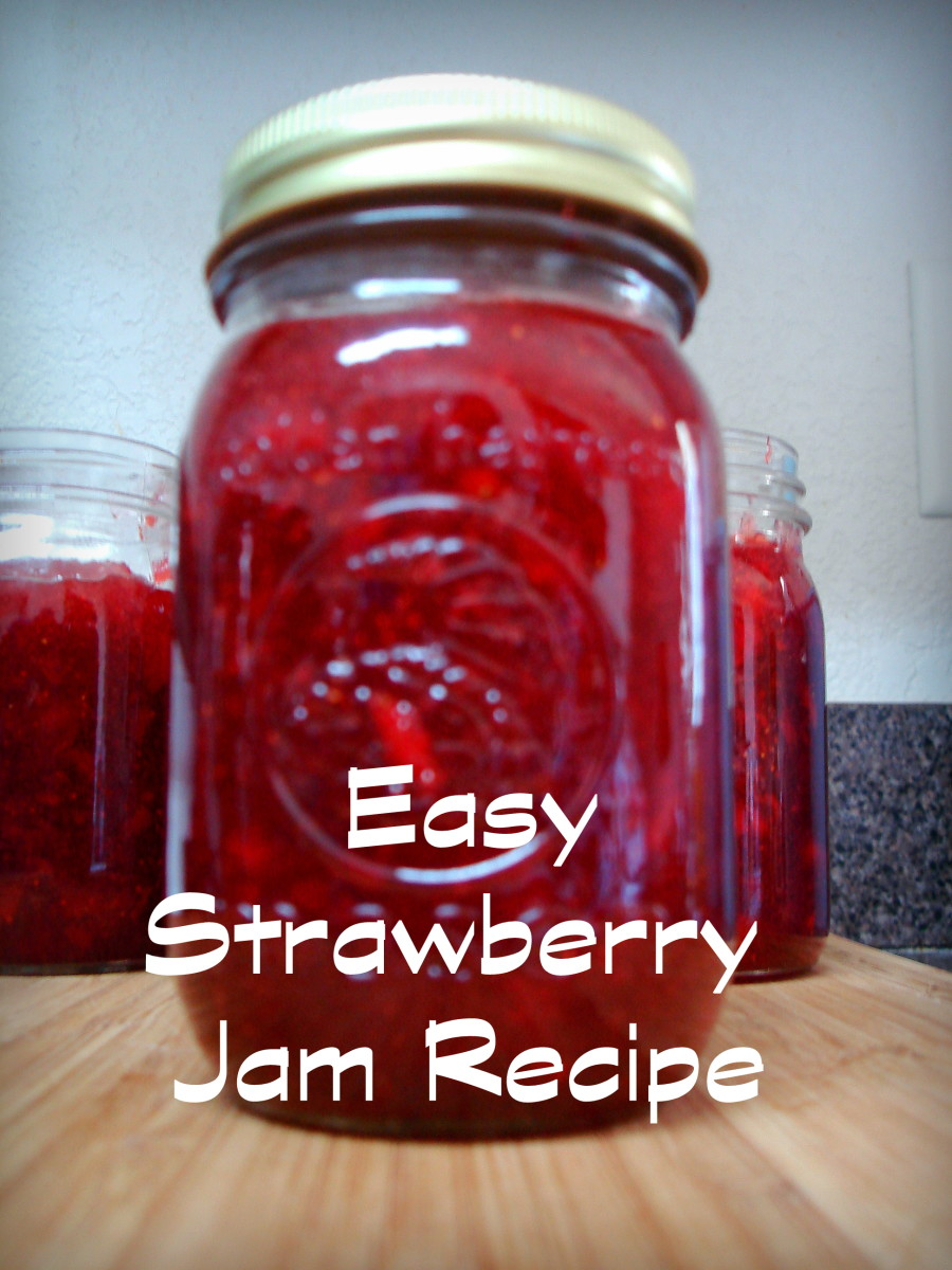 Easy Strawberry Jam: Recipe with Step-by-Step Photos