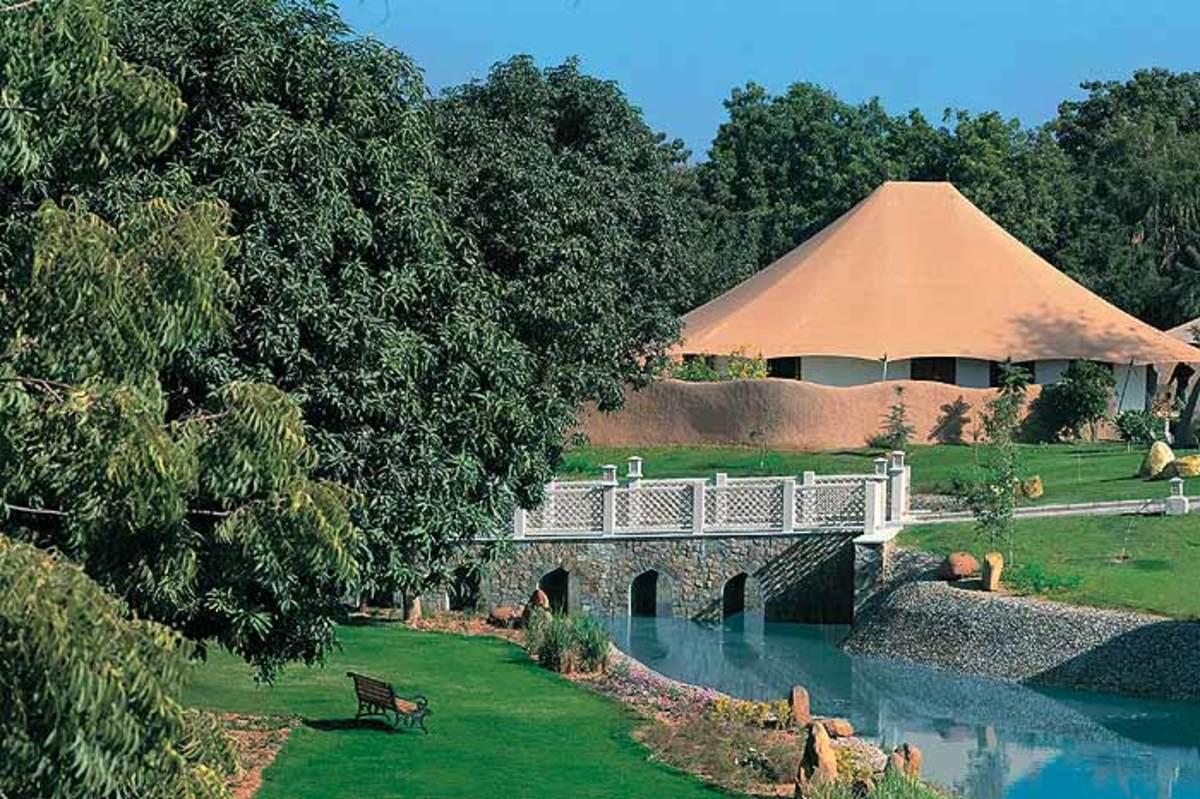 Oberoi Vanyavilas, A Luxury Jungle Lodge near Ranthambore