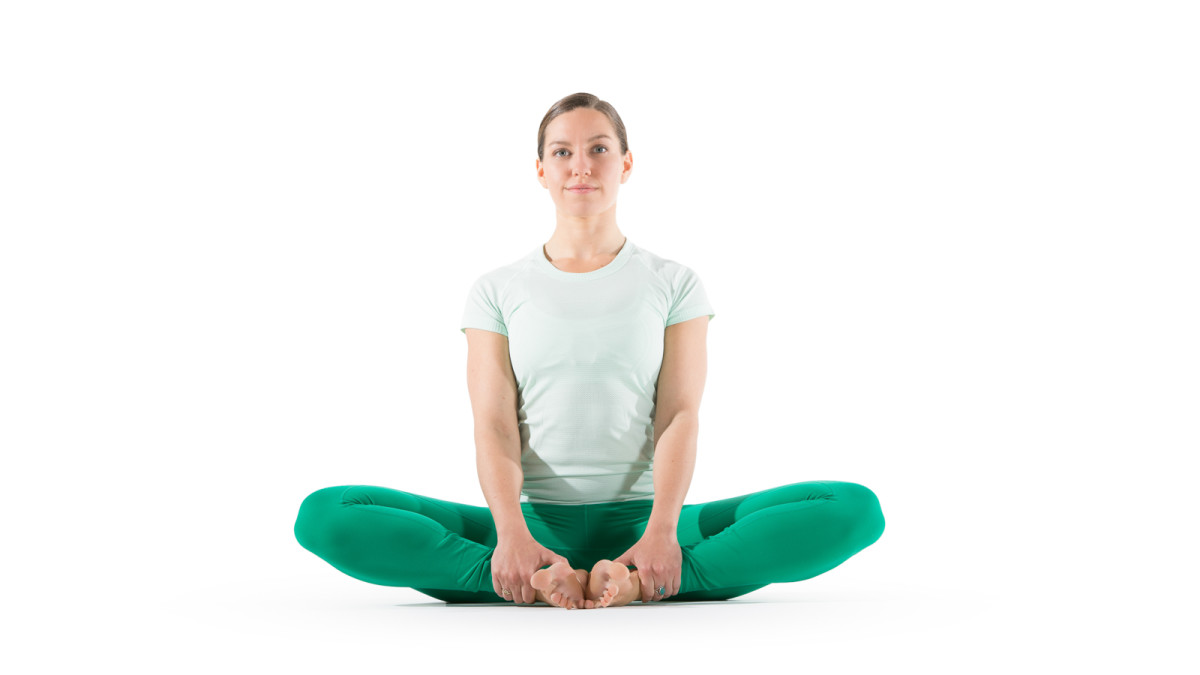 Yoga Poses For Your Menstrual Cycle With Pictures Hubpages