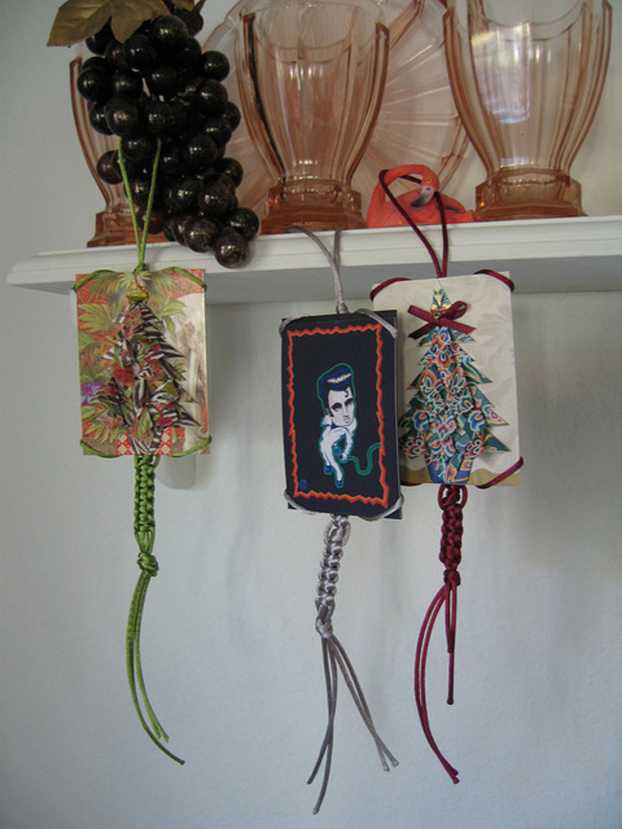 Hanging Aceo