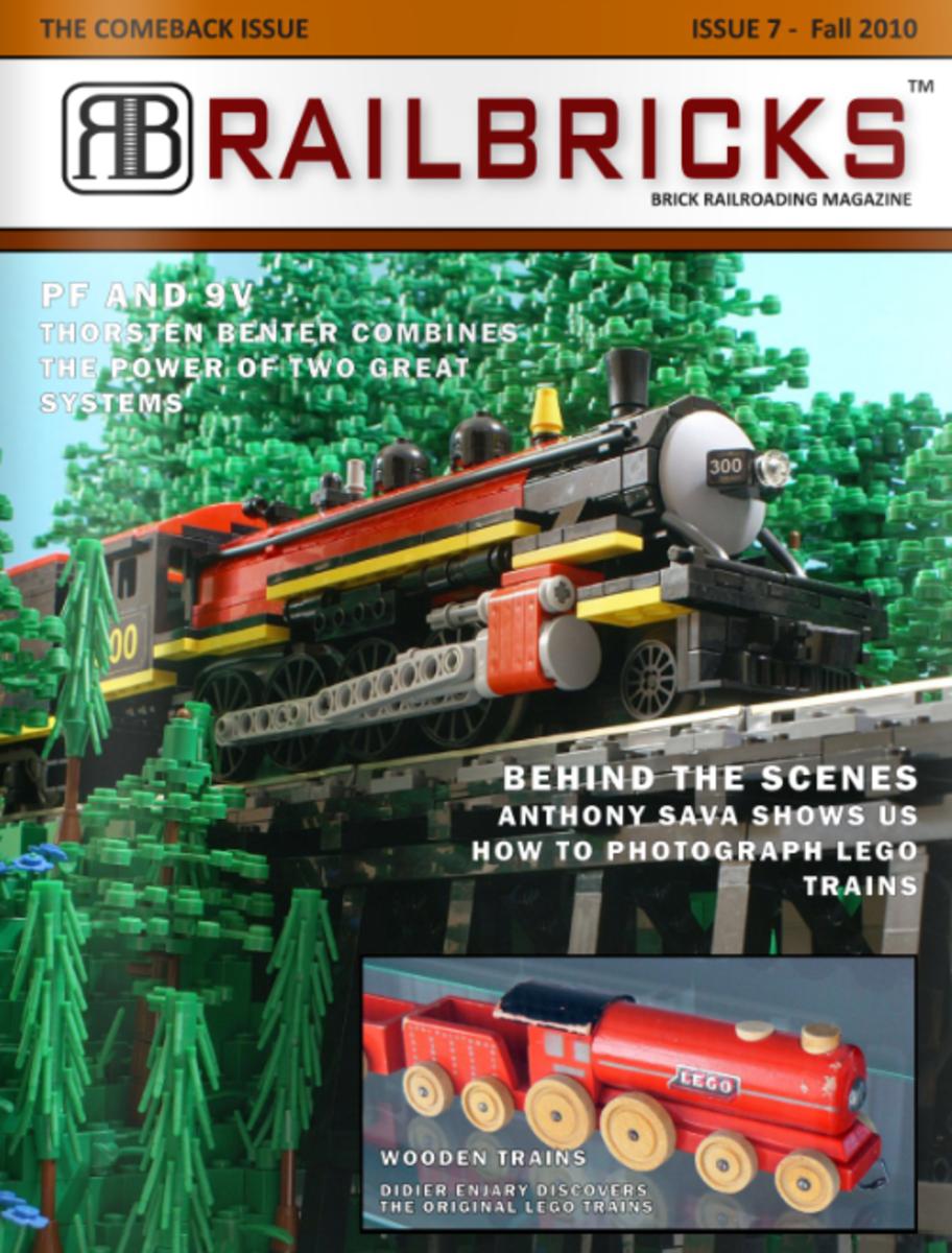 Rail Bricks Magazine