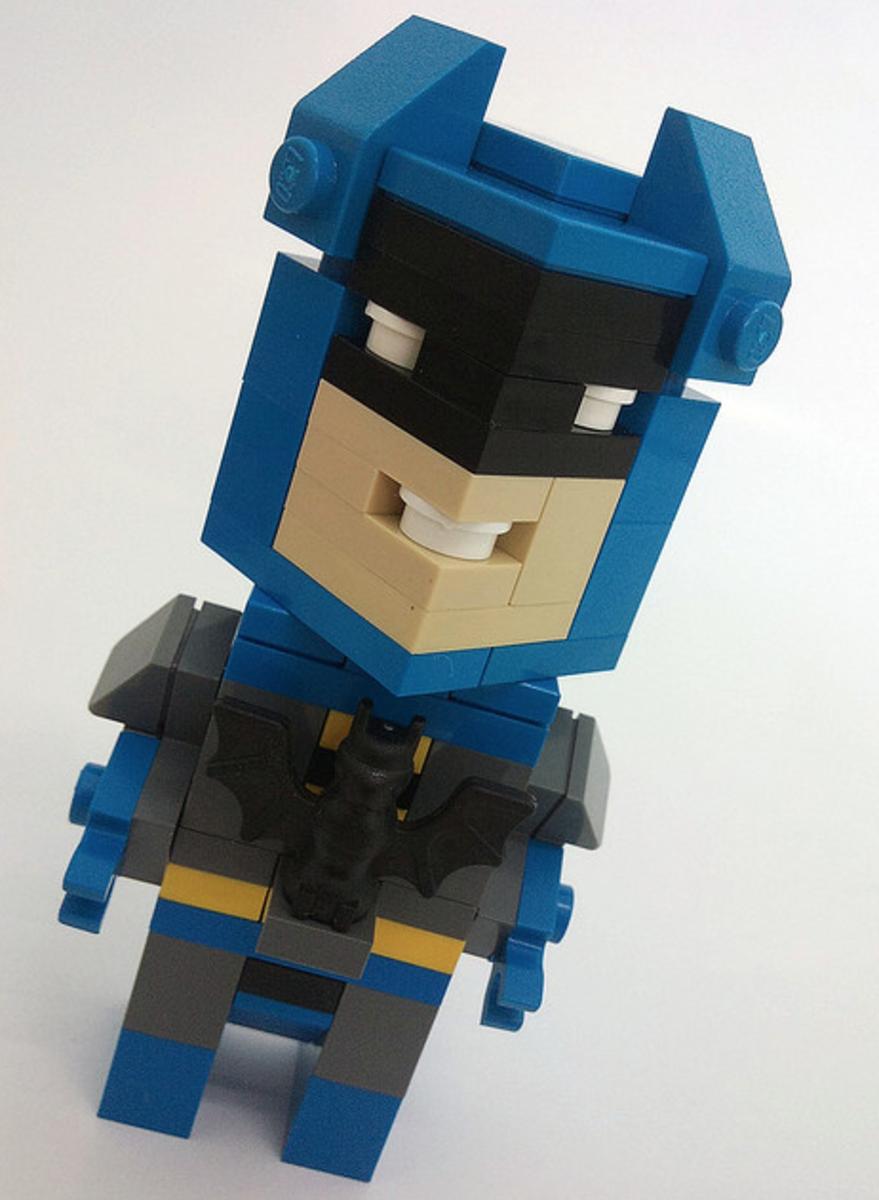 LEGO CubeDudes