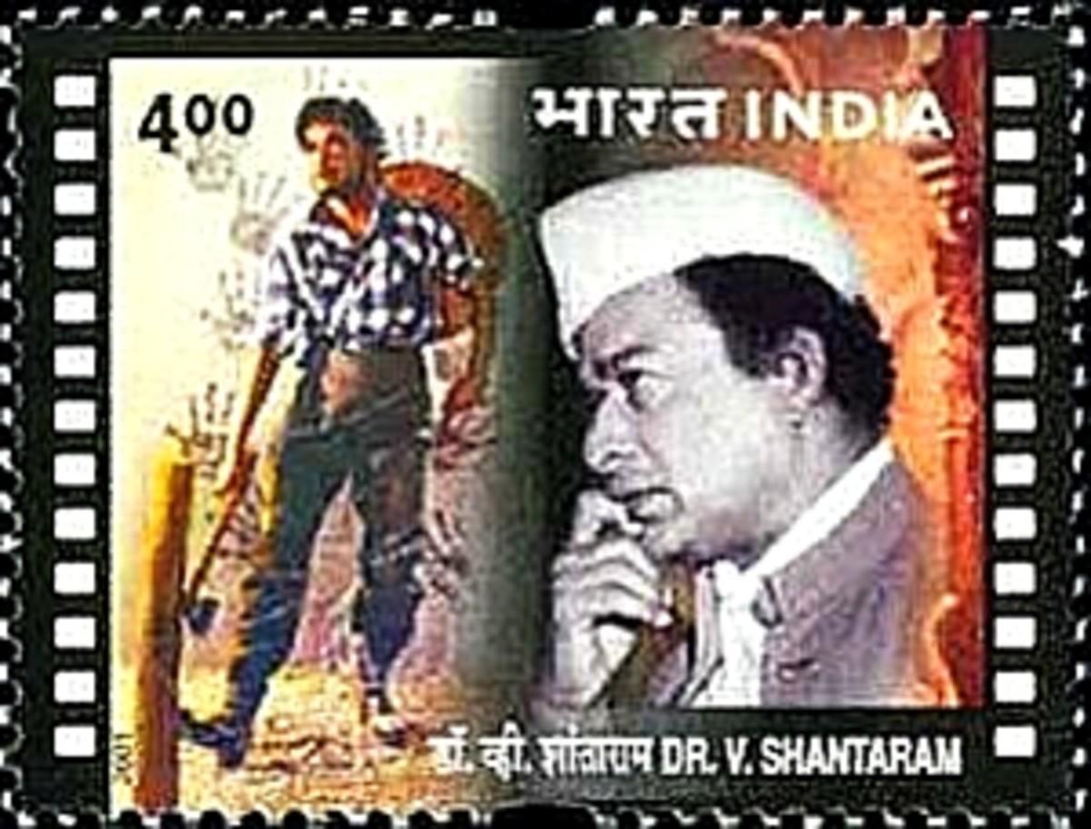 V Shantaram