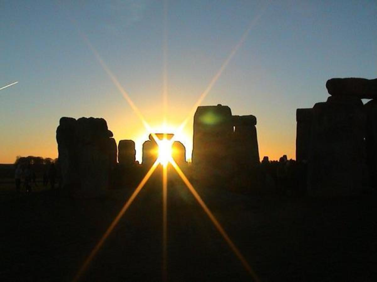 Stonehenge Winter Solstice 2003 Photograph by Fee Warner
