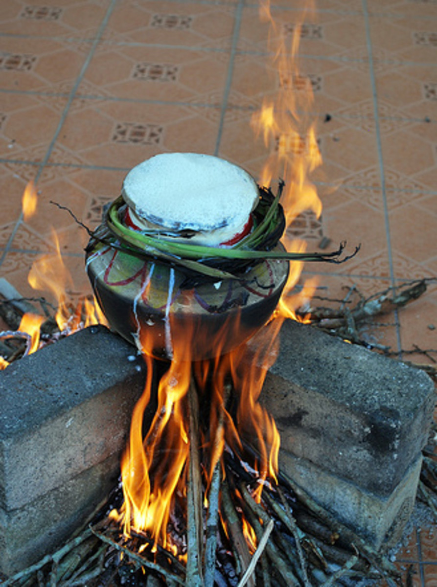 Pongal Celebration in Malaysia  - An Indian Thanksgiving Festival