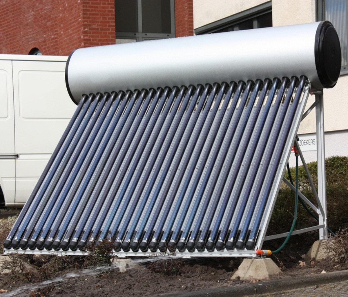 5 Benefits of Using a Solar Water Heater