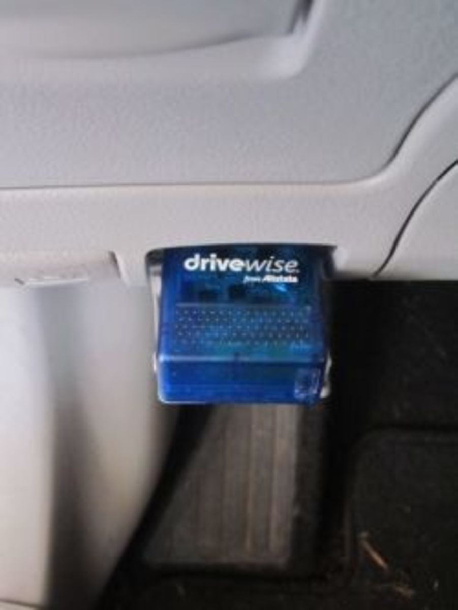Drive Wise installation