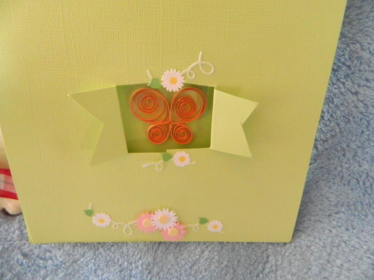 Make Simple, Unique Birthday and Greeting Cards ~~ Helpful Ideas and Tips