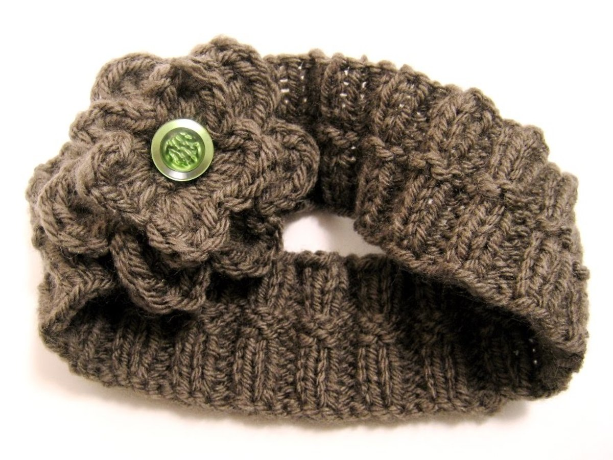 Headband Online Knitting Patterns - Knitted Ear Warmers Free Knit Patterns