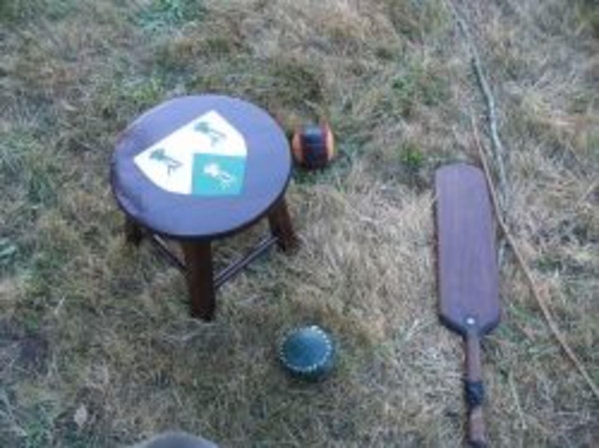 Stoolball Equipment