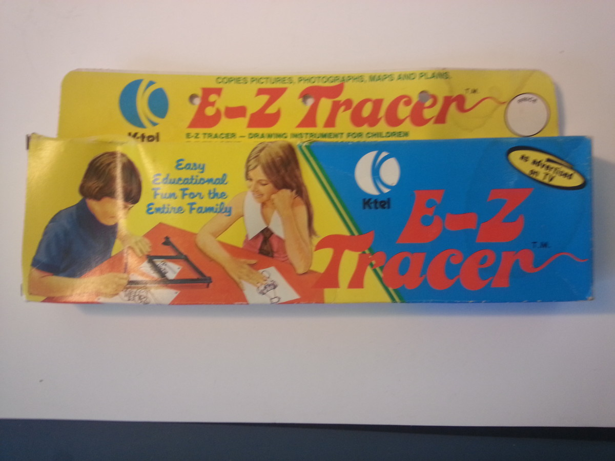 Cool tracing toy from late 60s -- early 70s.