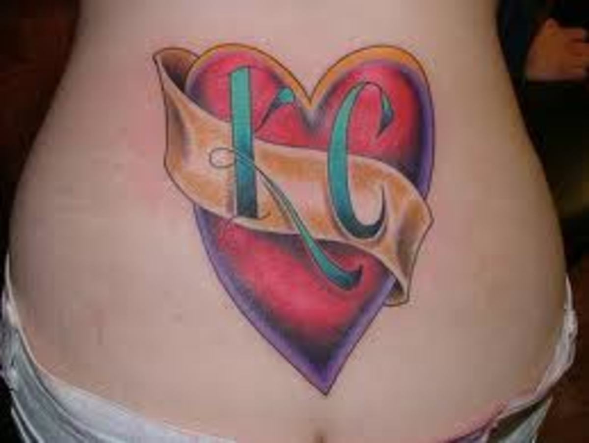 Heart Tattoos And Heart Tattoo Designs-Heart Tattoo Meanings And Ideas