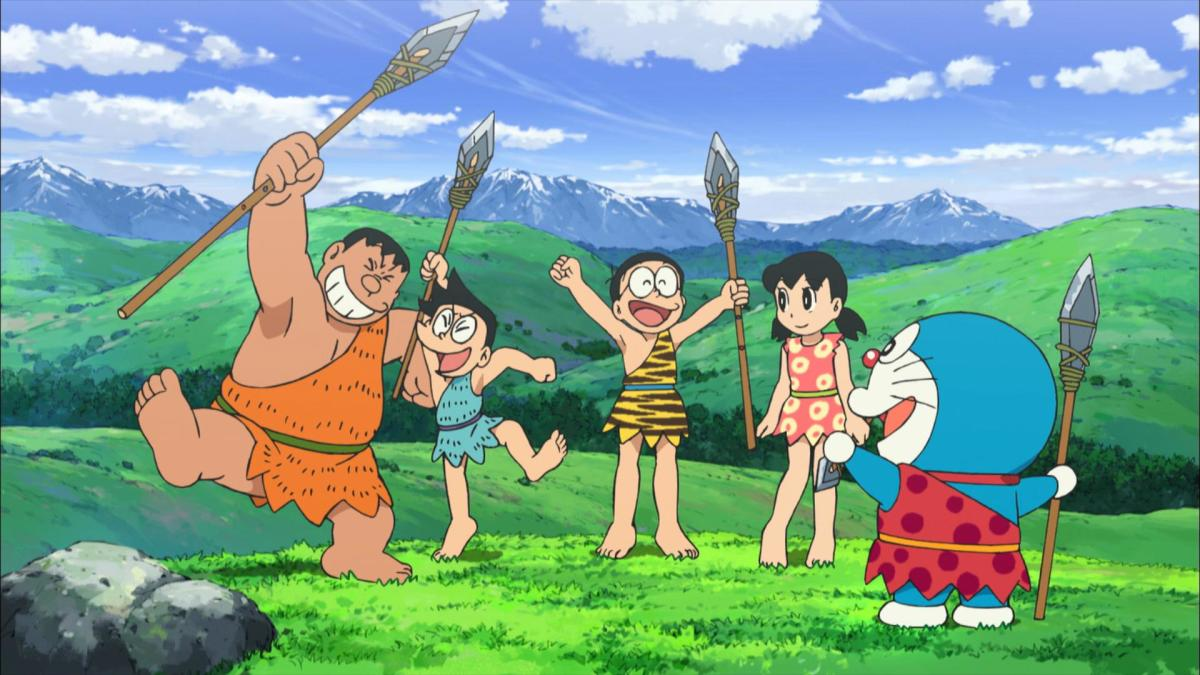 Science fiction 2016 movie: Nobita And The Birth Of Japan 2016