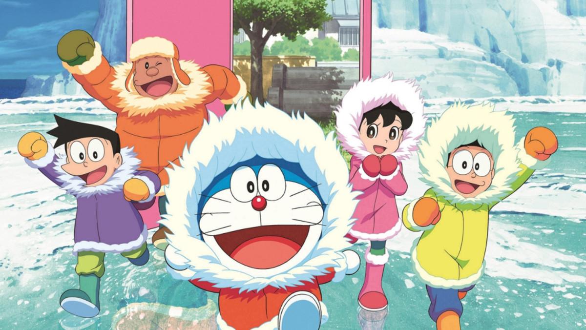 Doraemon movie list