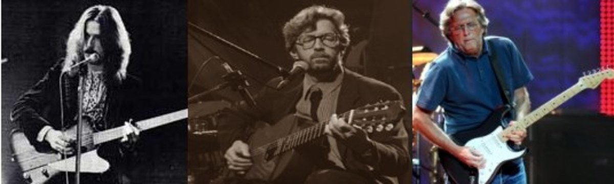 Eric Clapton ~ More Significant Than You Think