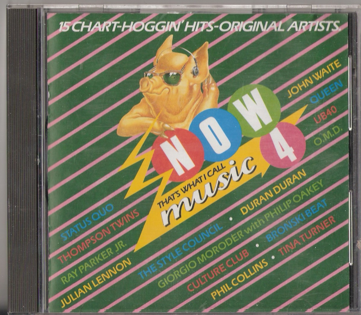 Now! 4 UK-Front