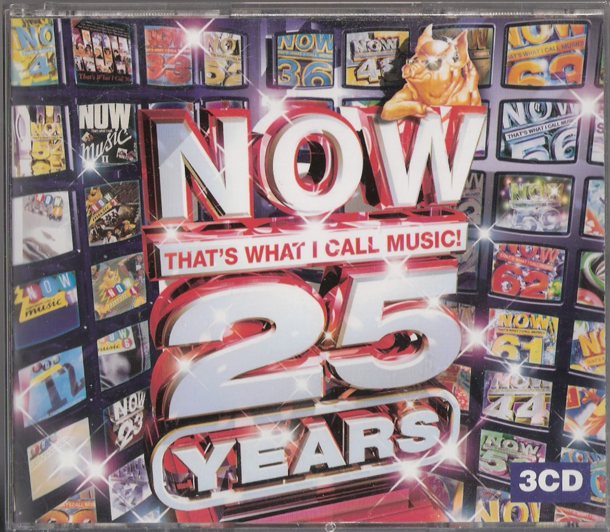 Now! 25 Years