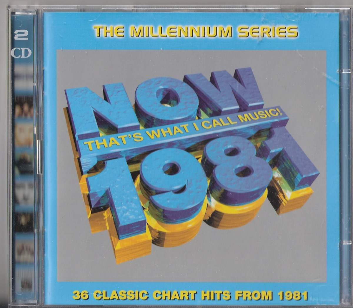 Now! 1981-Front