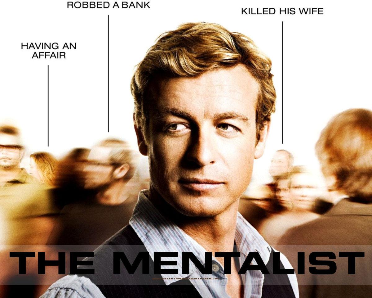 The Mentalist. IDK.