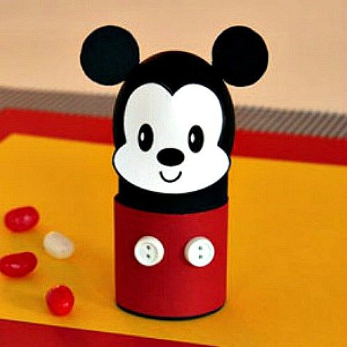 30 Fun and Creative Mouse Crafts