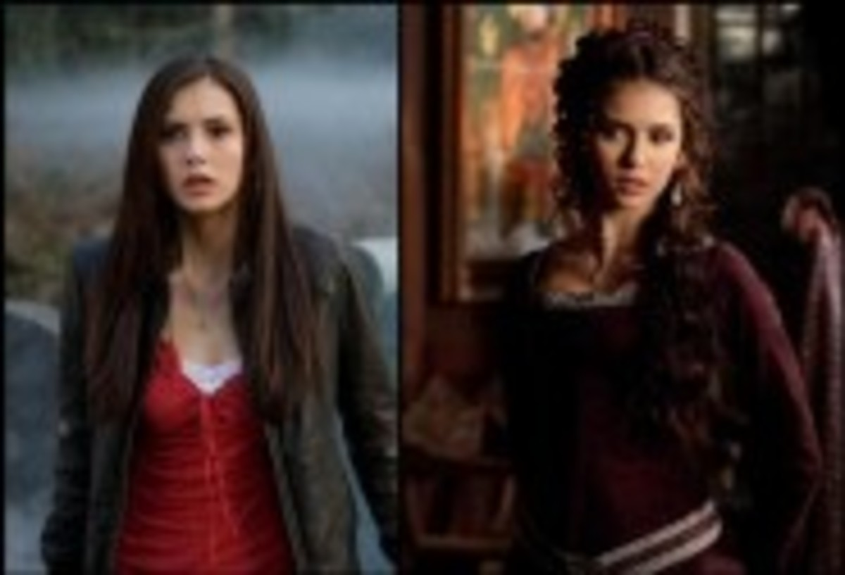 Elena Gilbert or Katherine Pierce?