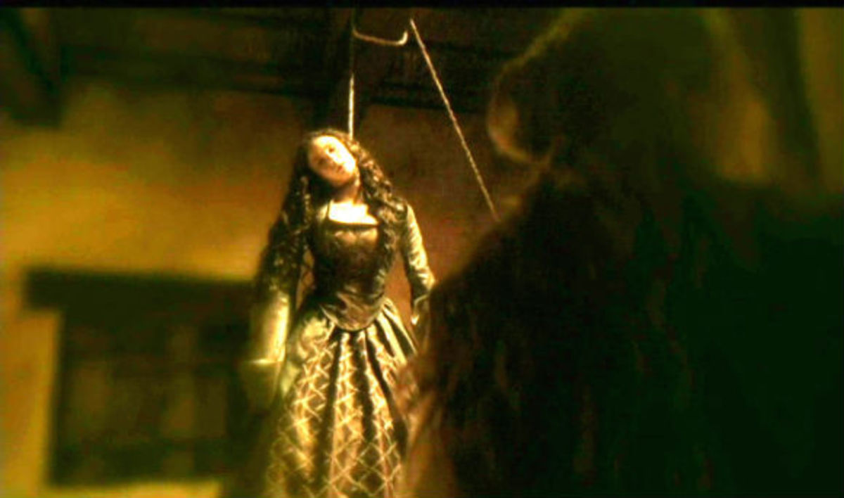 Katerina Petrova Hangs Herself
