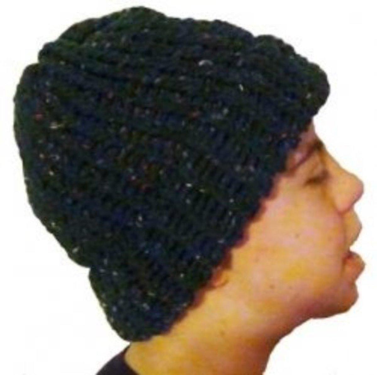 Knifty Knitter Stocking Cap Pattern