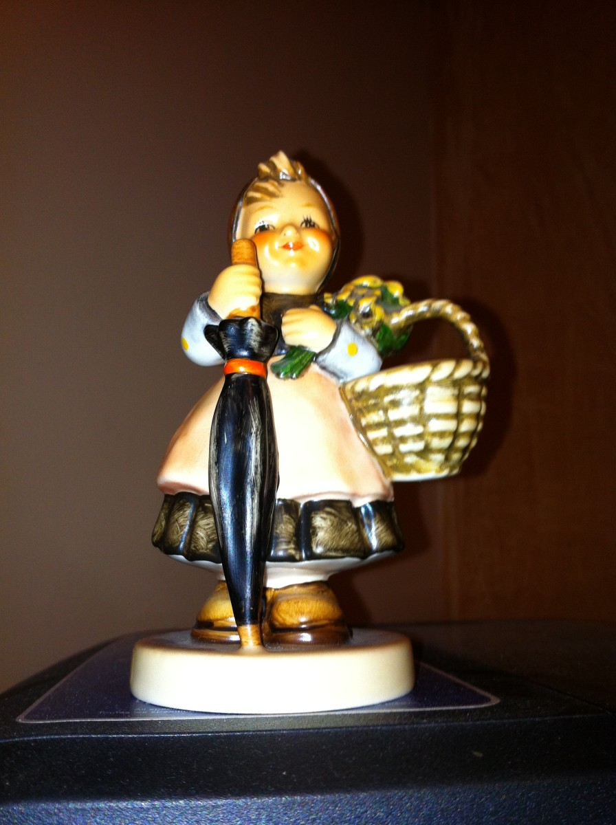 Hummel Figurines Plates and Collectibles With Pictures