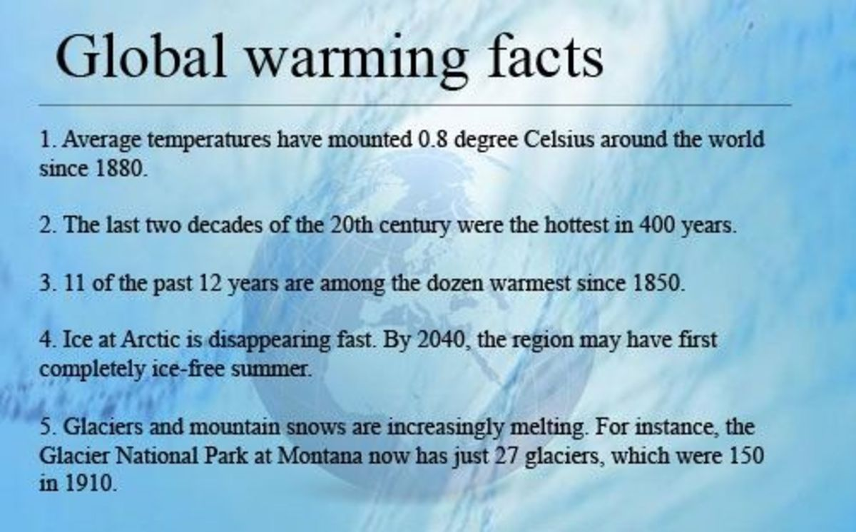 global warming fact or fable essay