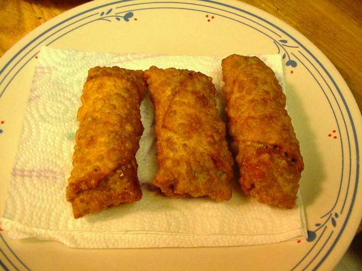 Chinese Spring Rolls versus Egg Rolls
