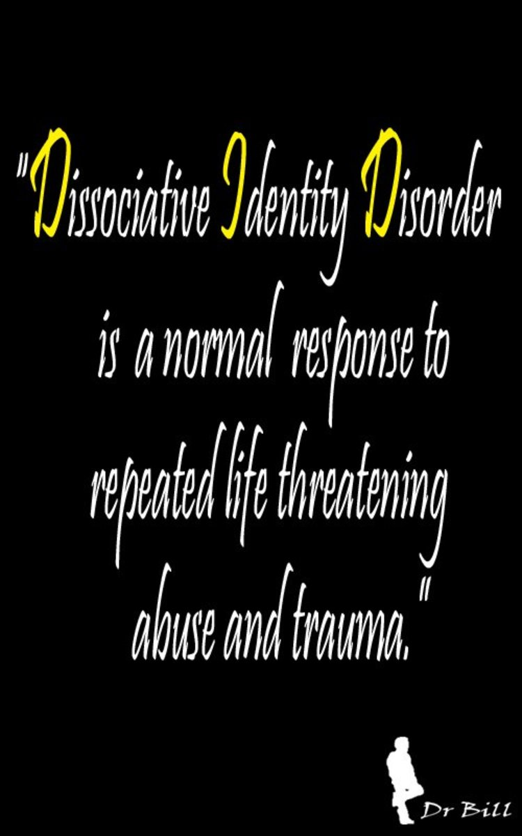 Dissociative Identity Disorder: Breaking Free and Healing PTSD
