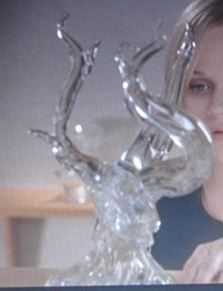 """HERE is the sculpture found on the beach in the movie """"Sweet Home Alabama."""""""