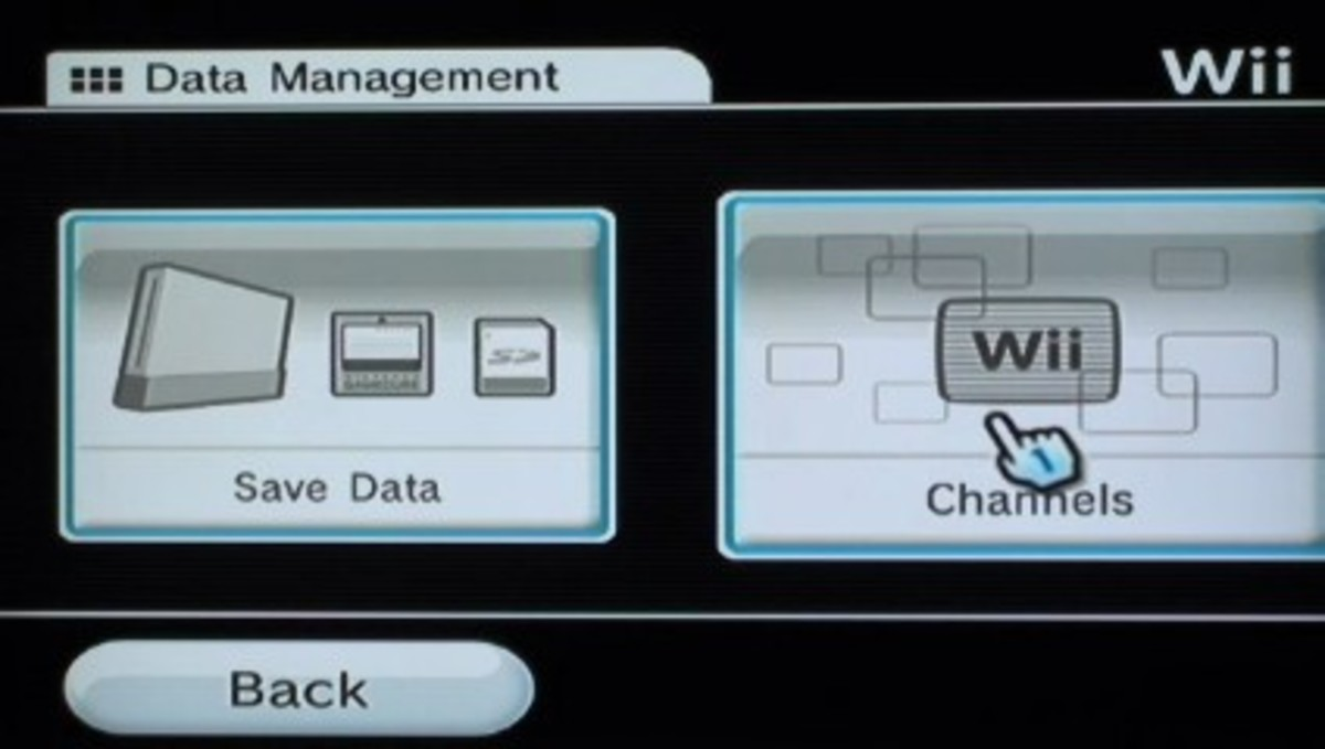 """Select """"Channels."""""""