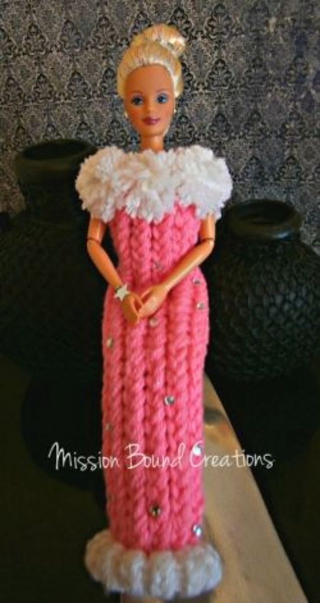 Barbie-Knit-Dress
