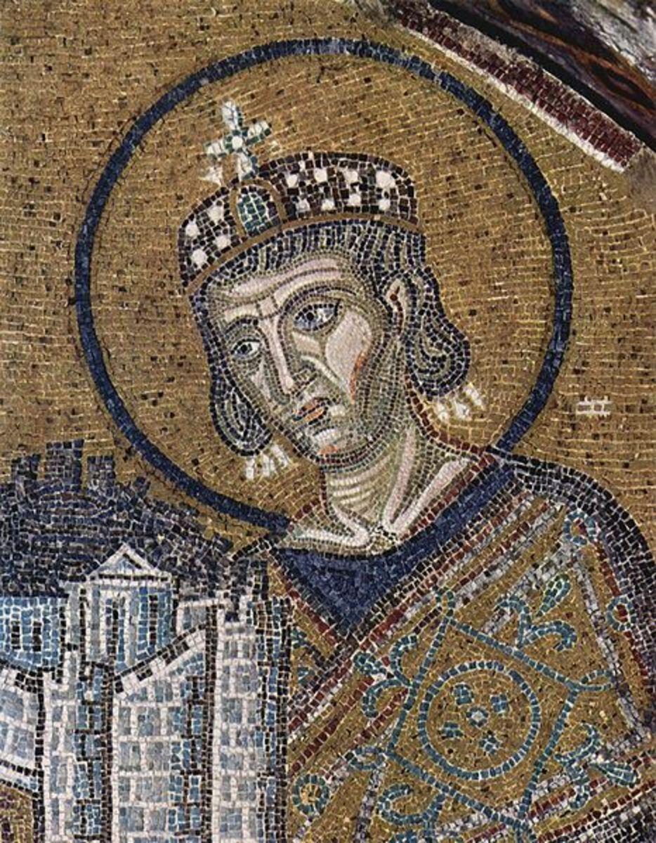 mosaic of Constantine
