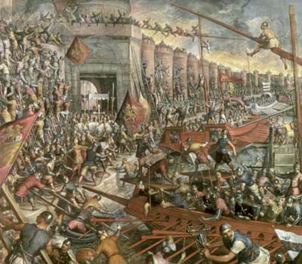 edict-of-milan-to-the-crusades-an-outline