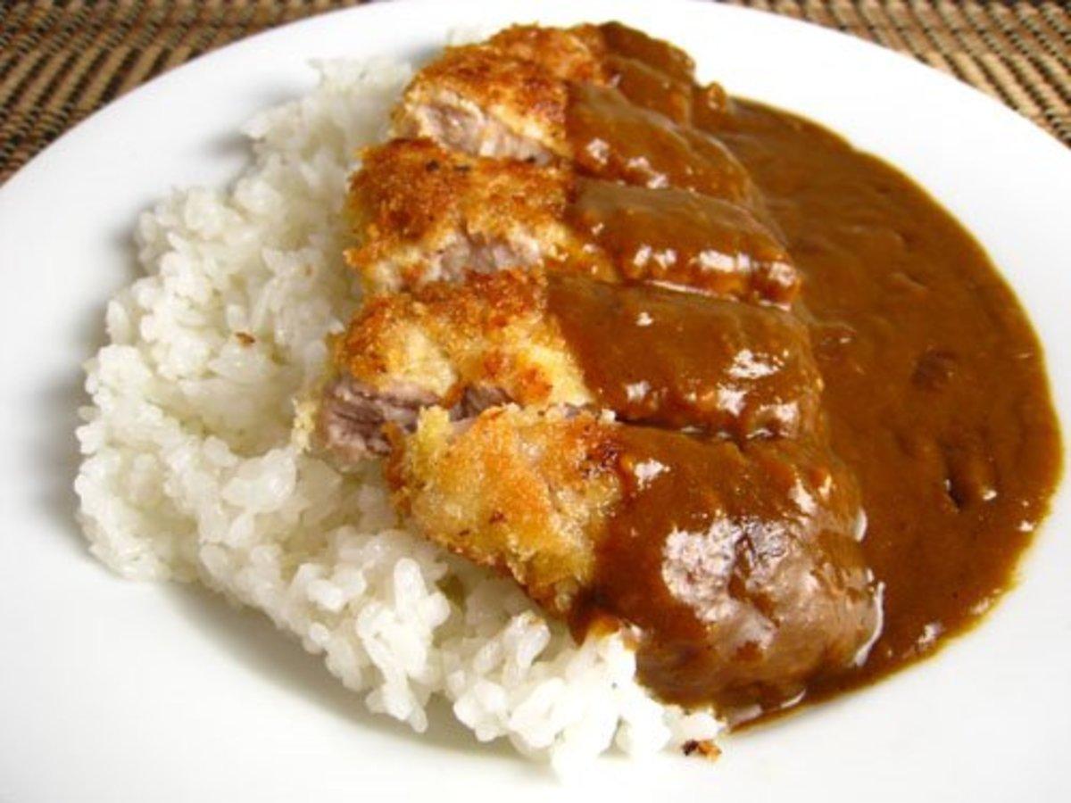 Another katsu curry.