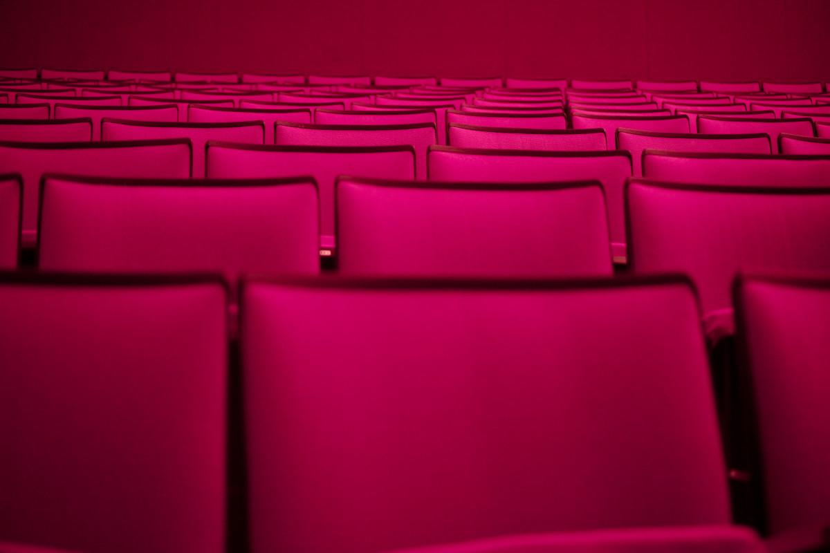 The theatre.
