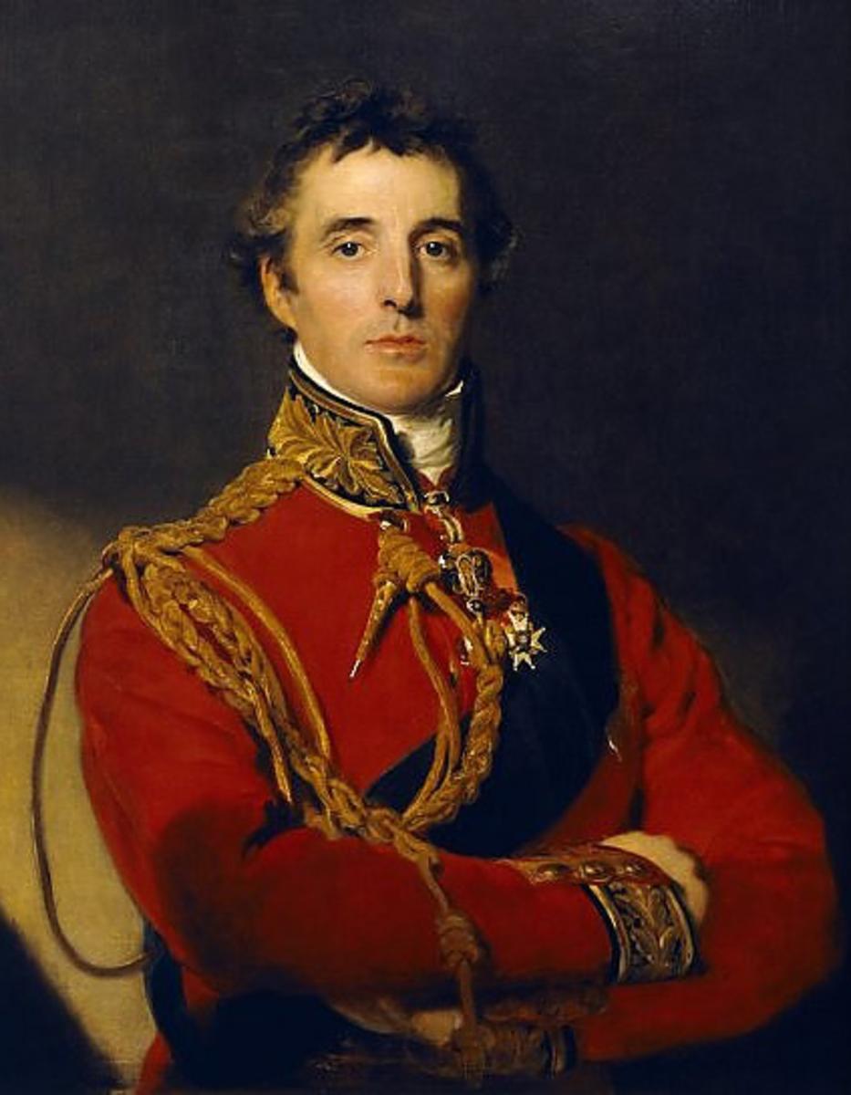 Who was Duke of Wellington?