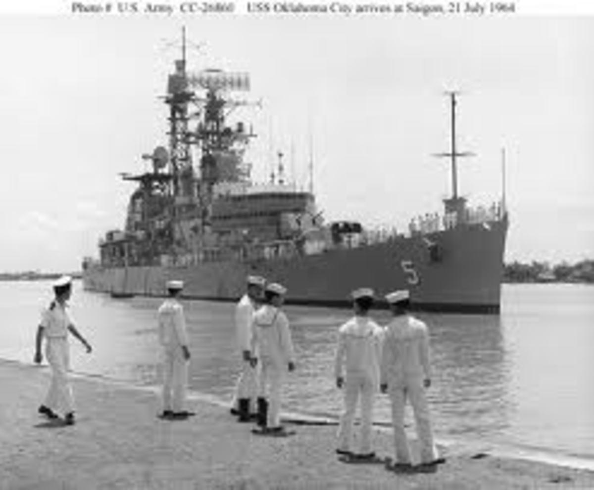 Agent Orange Blues:  How Vietnam Navy Veterans Were Scuttled