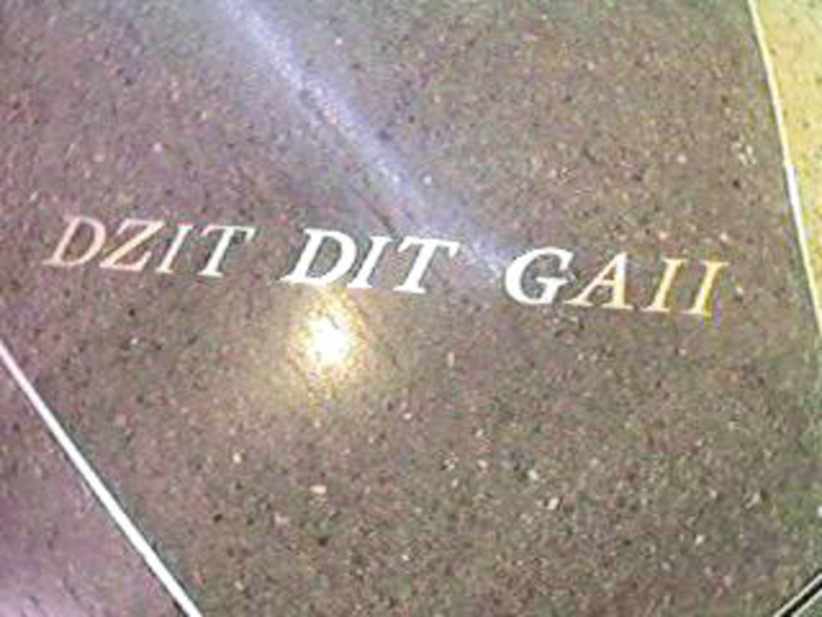 Denver International Airport Conspiracy The Quot Symbols
