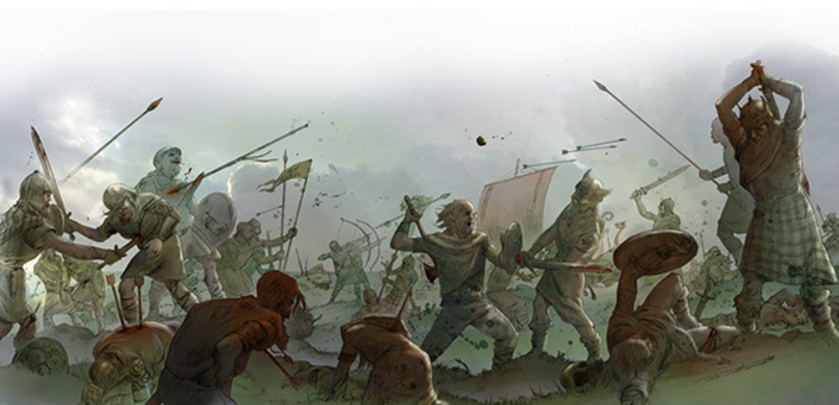 The Battle of Clontarf, AD 1014, an end to or just interruption of Norse presence in Dublin?