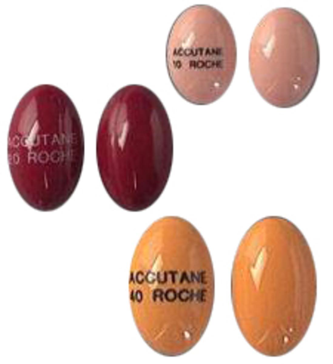accutane dosage study