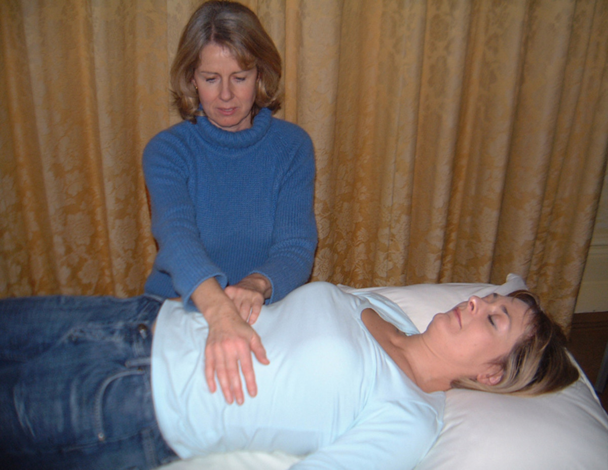 Reiki, an Alternate Way of Healing