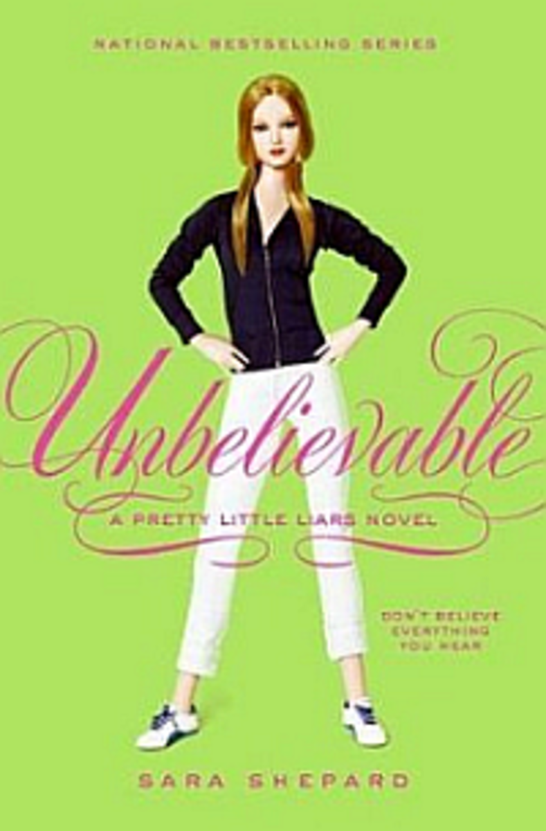 Unbelievable (Pretty Little Liars Book 4)