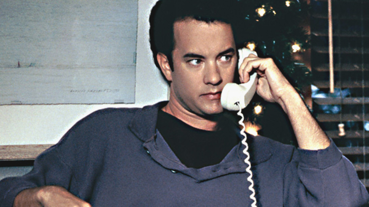 Sam Baldwin (Tom Hanks) finds himself chatting to a radio show about his loneliness