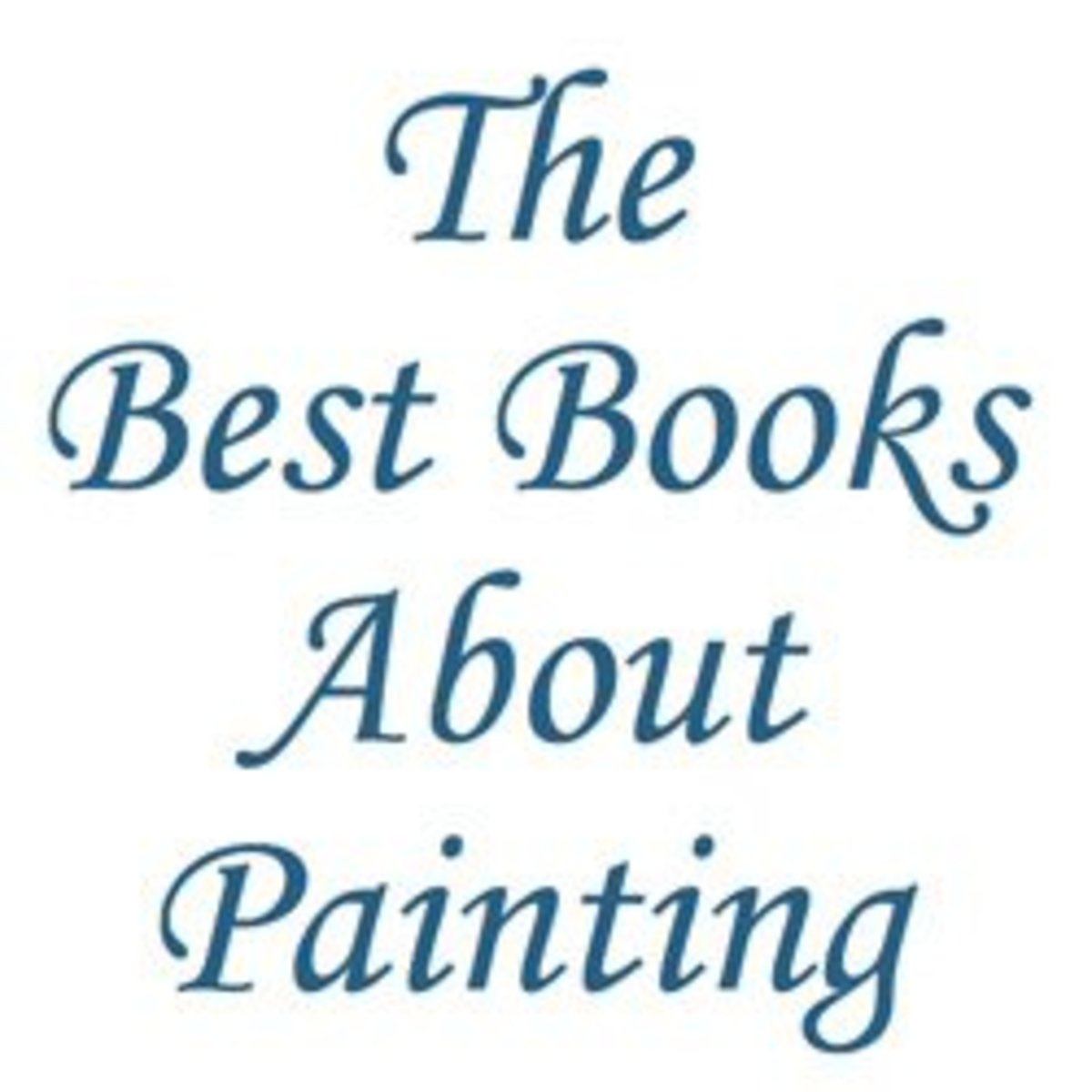The Best Books about Painting